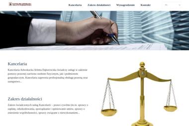 Kancelaria Adwokacka Arletta Dąborowska - Prawo Rodzinne Jasło