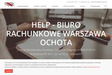 Biuro Rachunkowe HELP sp. z o.o. sp.k - Biuro Rachunkowe Warszawa