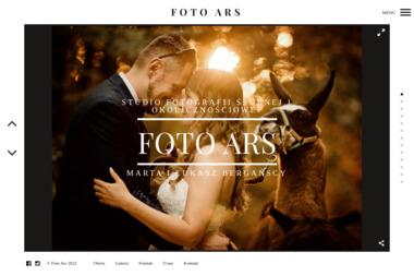 Foto Ars - Studio Fotografii Ślubnej i Okolicznościowej - Agencje fotograficzne Gdynia
