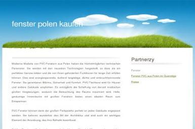 P.P.H.U, Glassmax - Regulacja Okien Pyskowice