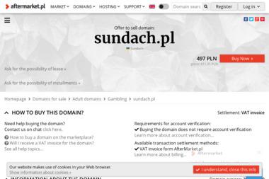 Sundach Maciej Bienias - Okna i Drzwi Łaskarzew
