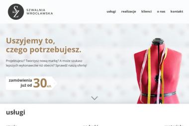 Dobre Miejsca Piotr Ludkowski - Szwalnia Wrocław
