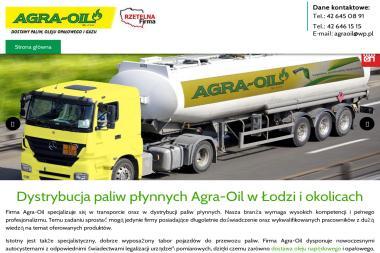 Agra-Oil - Skład Opału Łódź