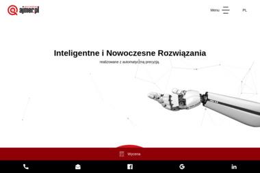 Ajmer.pl | agencja interaktywna - Marketing Internetowy Radom