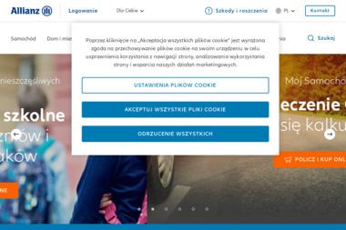 Allianz - Ubezpieczenie firmy Lublin