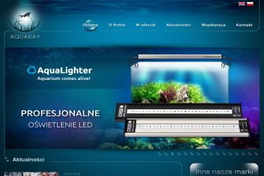 Aquaray - Akwarystyka i terrarystyka Świdwin