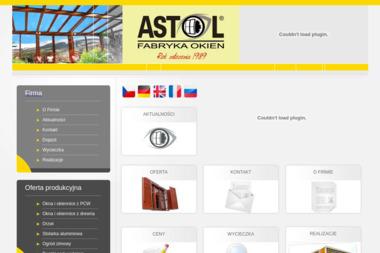 ASTOL - Fabryka Okien - Okna aluminiowe Jelenia Góra
