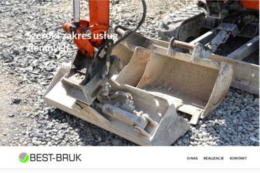 BEST-BRUK - Blaty kamienne Borek Wielkopolski