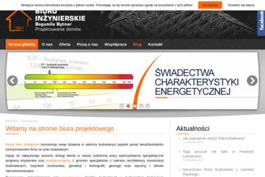 Biuro Inżynierskie Bogumiła Bytnar - Nadzór Budowlany Lwówek Śląski