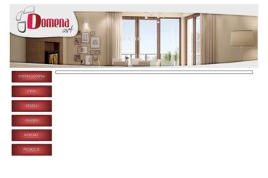 P.H.U. DOMENA-ART - Sprzedaż Okien Aluminiowych Mysłowice