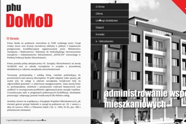 PHU DoMoD - Prowadzenie Ksiąg Rachunkowych Jawor