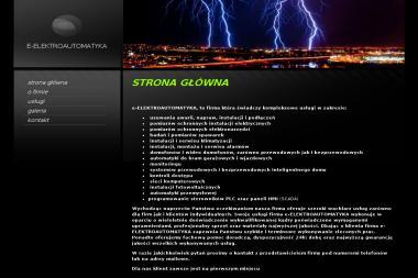 ELEKTROAUTOMATYKA Zygmunt Chamoń - Montaż oświetlenia Częstochowa