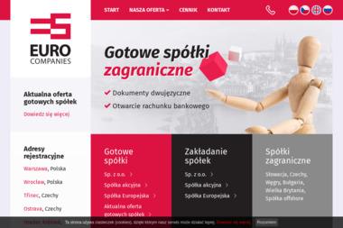 EUROCOMPANIES SP. Z O.O. - Wirtualne biuro Warszawa