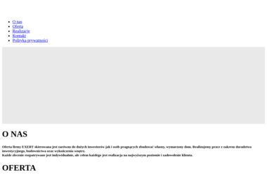 EXERT budownictwo Sp. z o.o. - Izolacja Fundamentów Kraków