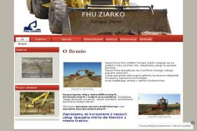 FHU ZIARKO - Wzmacnianie Fundamentów Kraków