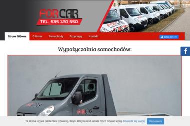 Forcar - Przeprowadzki międzynarodowe Pruszcz Gdański