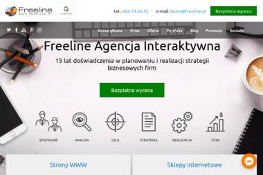 Freeline - Agencja SEO Lublin