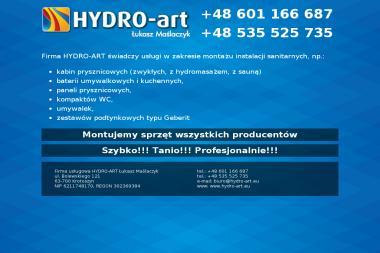 Firma Usługowa Hydro-Art - Klimatyzacja Krotoszyn