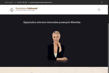 Kancelaria Radcy Prawnego Radosław Politowski - Radca prawny Gdańsk