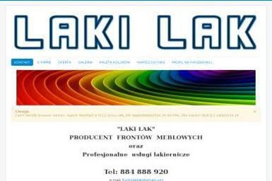 LakiLak - Projekty Mieszkań Kalwaria Zebrzydowska
