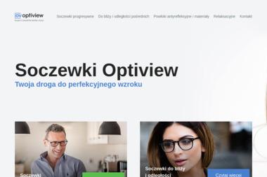 OPTIVIEW Wojciech Żebrowski - Projektant Instalacji Elektrycznych Lidzbark Warmiński
