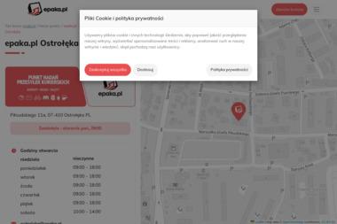 Epaka Ostrołęka - Firma transportowa Ostrołęka