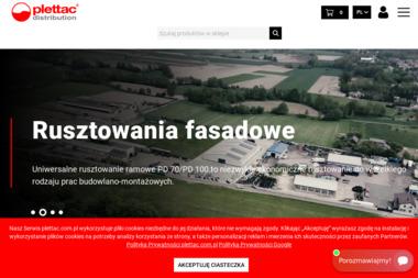 Plettac Distribution Sp. z o.o. - Firma remontowa Ostrzeszów