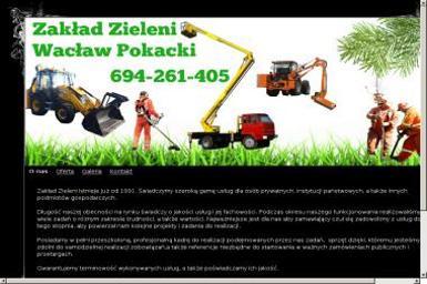 Zakład Zieleni Wacław Pokacki - Ogrody Zimowe Inowrocław