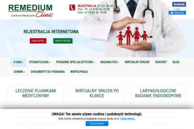 Remedium Clinic Centrum Stomatologiczno-Medyczne - Ortodonta Bydgoszcz