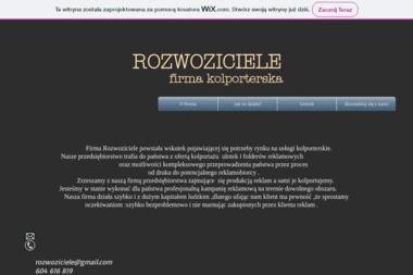 Rozwoziciele firma kolporterska RFK - Reklama Mińsk Mazowiecki
