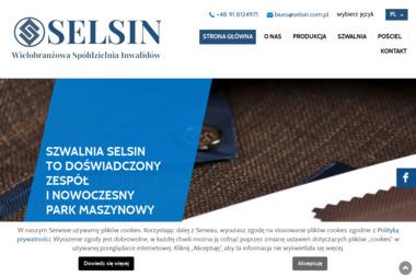 SELSIN Spółdzielnia - Szwalnia Szczecin