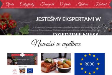 """P.H.U. """"Wędlinka"""" Sp.J. - Trzoda Wieruszów"""