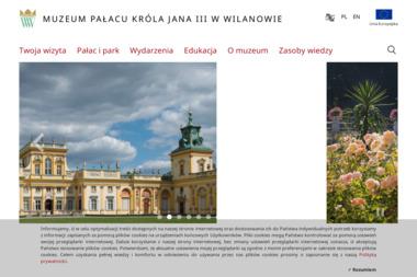 Muzeum Pałacu Króla Jana III w Wilanowie - Dezynsekcja i deratyzacja Warszawa