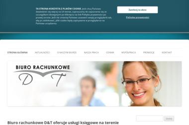 Biuro Rachunkowe D&T - Rachunki bankowe Szczecin