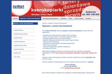 DARMAR SERWIS s.c. - Kserokopiarki A4 nowe Wrocław