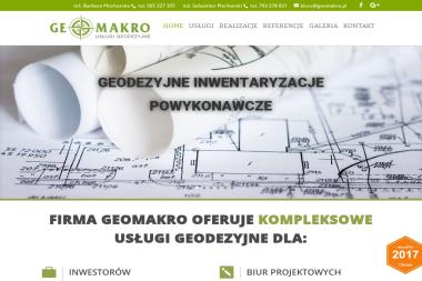 GeoMakro Barbara Płocharska - Geodeta Toruń