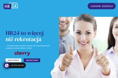 HR24 Sp. z o.o. - Oprogramowanie Poznań