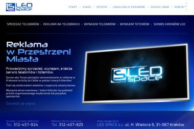 Led Space S. C. - Reklama w Telewizji Kraków