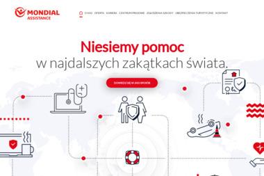 Mondial Assistance - Pośrednictwo Ubezpieczeniowe Warszawa