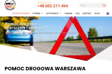 AUTO-HOL Grzegorz Gliński - Transport samochodów z zagranicy Warszawa