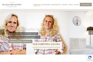 Pro Bono Ośrodek Psychoterapii i Szkoleń Psychologicznych dr Alicja Hess-Leońska - Psycholog Szczecin