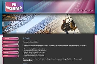 PU Norma - Firma remontowa 艢wi臋toch艂owice