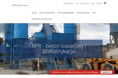 RPR - Konstrukcje Stalowe Zielona Góra
