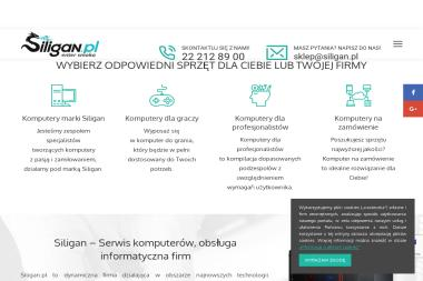 Siligan.pl - Komputery i laptopy Warszawa