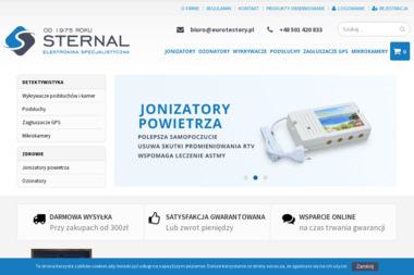 Przedsiębiorstwo Elektroniczne STERNAL - Urządzenia elektroniczne Rawicz