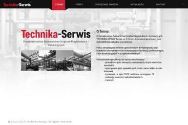 TECHNIKA-SERWIS - Wykonanie Instalacji Gazowej Żołynia