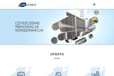 CRK Serwis Marcin Piskorz - Odświeżanie Elewacji Olsztyn