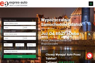 Expres-auto.pl - Wypożyczalnia samochodów - Wynajem Samochodów Gdańsk