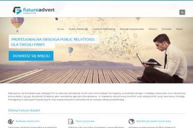 Future Advert Agencja PR - Internet Warszawa