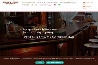 Hotel Iskra - Noclegi Rzeszów